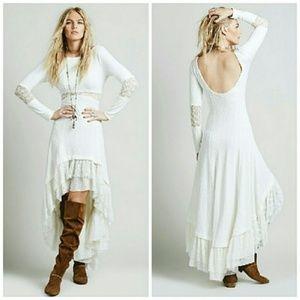 Free People  Lady Gwendolyn Dress , XS